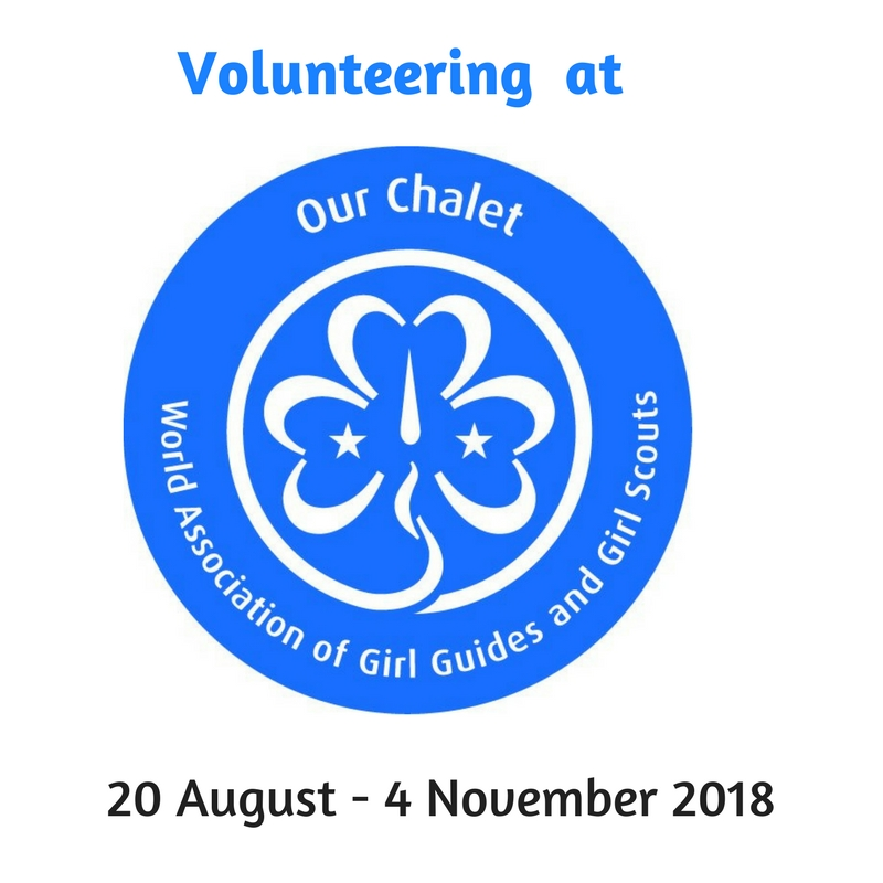 Switzerland Volunteering At Our Chalet August November 2018