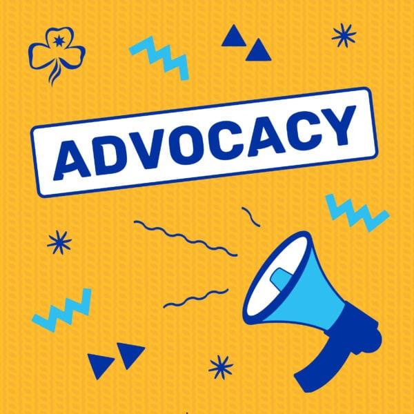 Advocacy in Girl Guiding in Australia